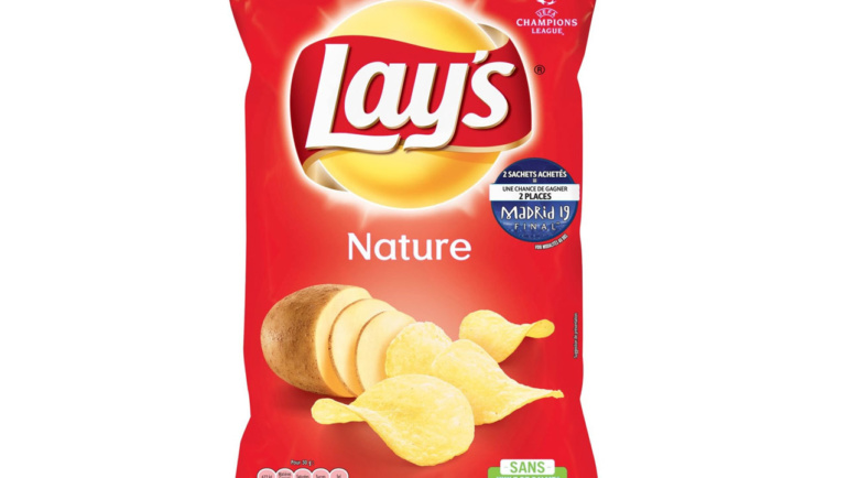 Chips Lay's nature 45g