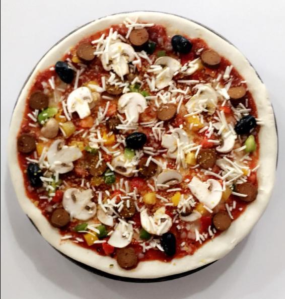 Pizza Oriental