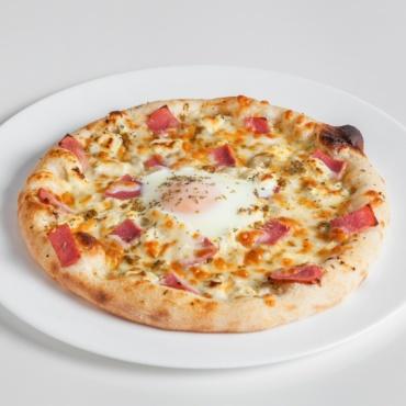 Pizza boursin