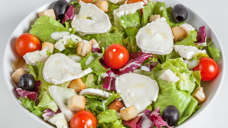 Salade Chèvre
