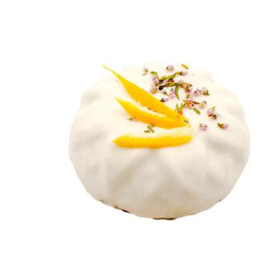 RawNuts Lemon Cake