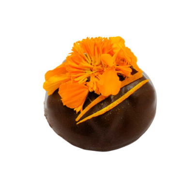 RawNuts Orange choco