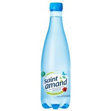 Eau pétillante Saint Amand