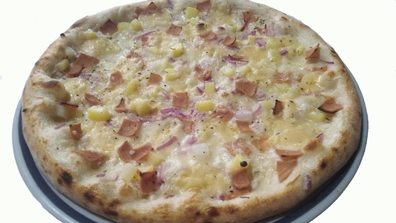 Pizza Raclette