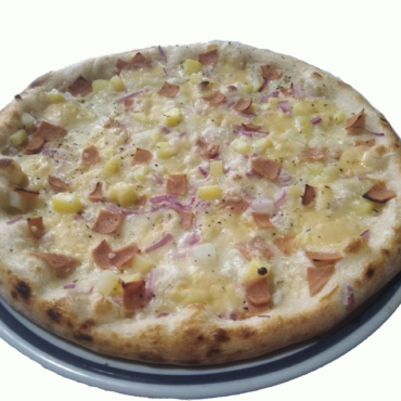 Pizza Raclette