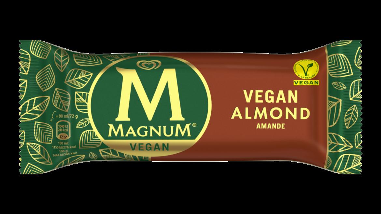 Glaces Magnum Végan – Amande
