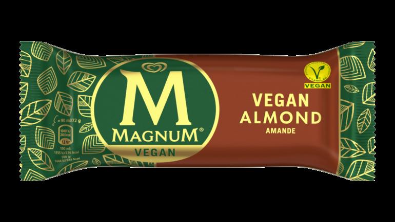 Glaces Magnum Végan
