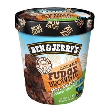 Glaces Ben & Jerry's – Parfum Brownies