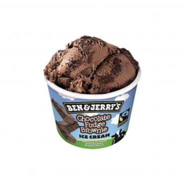 Ben & Jerry's Chocolate Fudge Brownie 100 ml