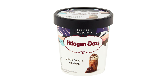 Pot Häagen-Dazs 460ml Chocolate frappé
